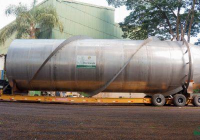 CHAMINÉ EM INOX 410D – ALTA MOGIANA