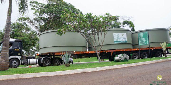 Cozedor de Batelada de 850HL, Iaco Agricola